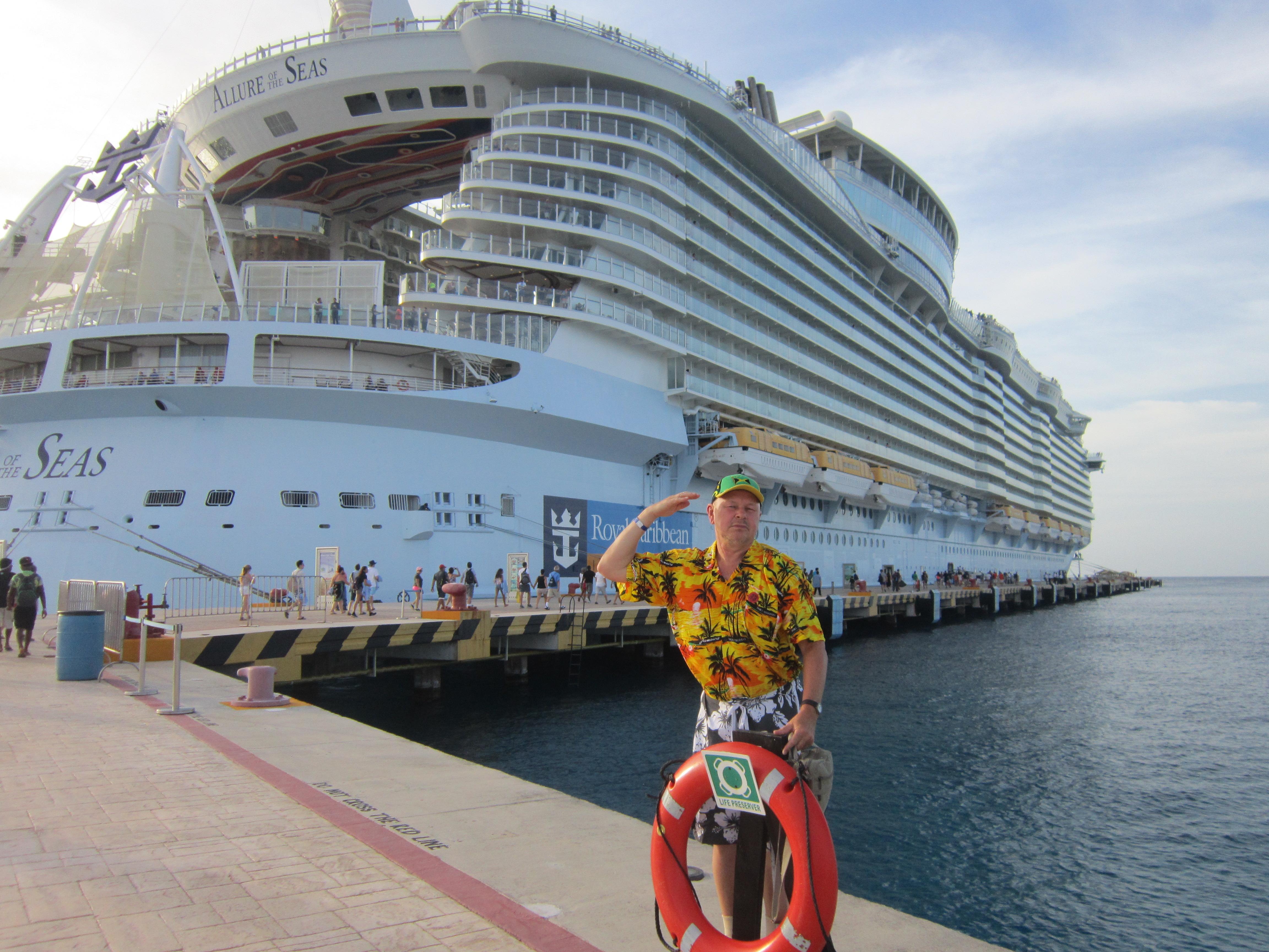 Корабль «Очарование морей» - это супер-отель,