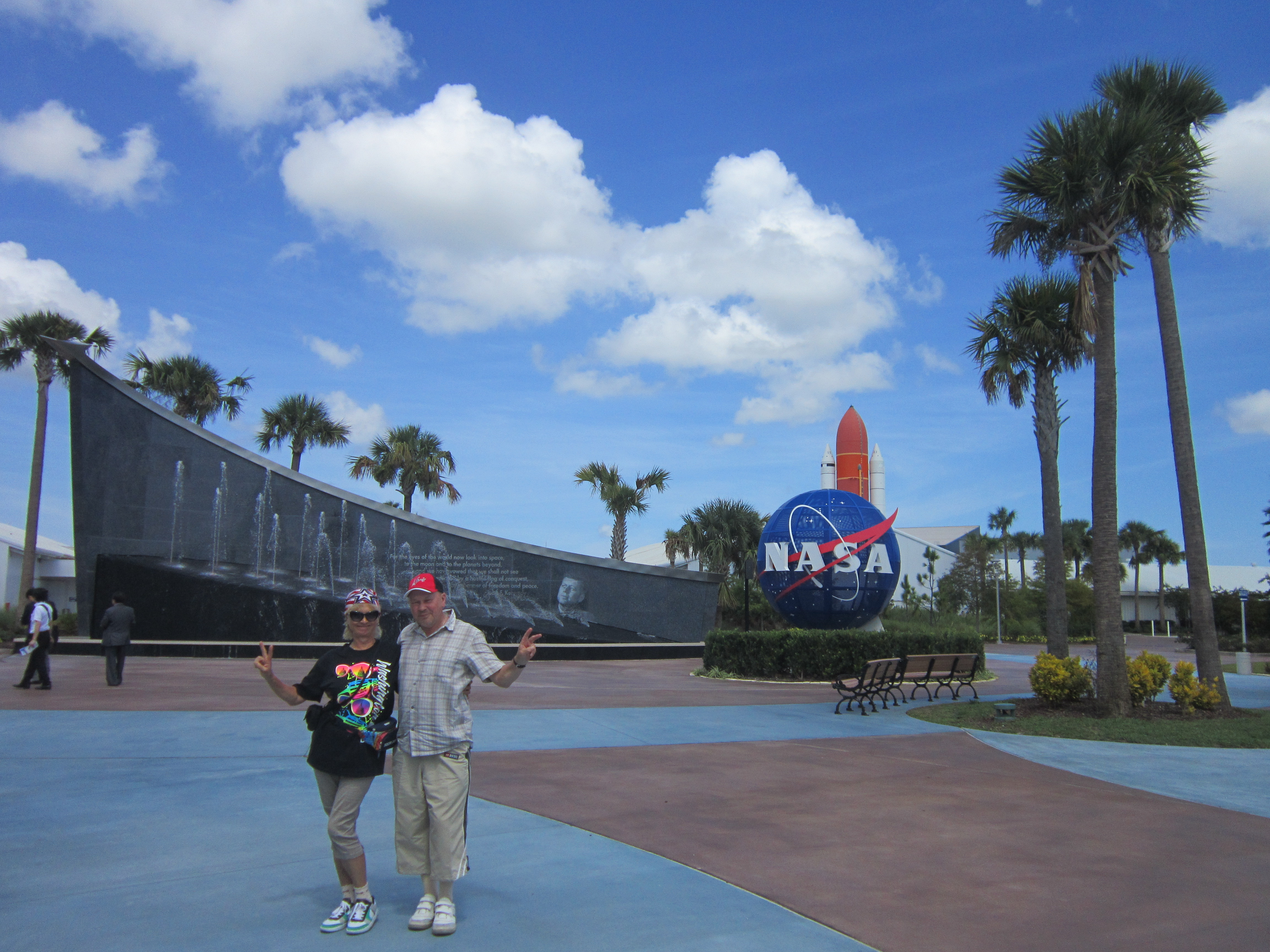 Космический центр NASA производит сильное впечатление