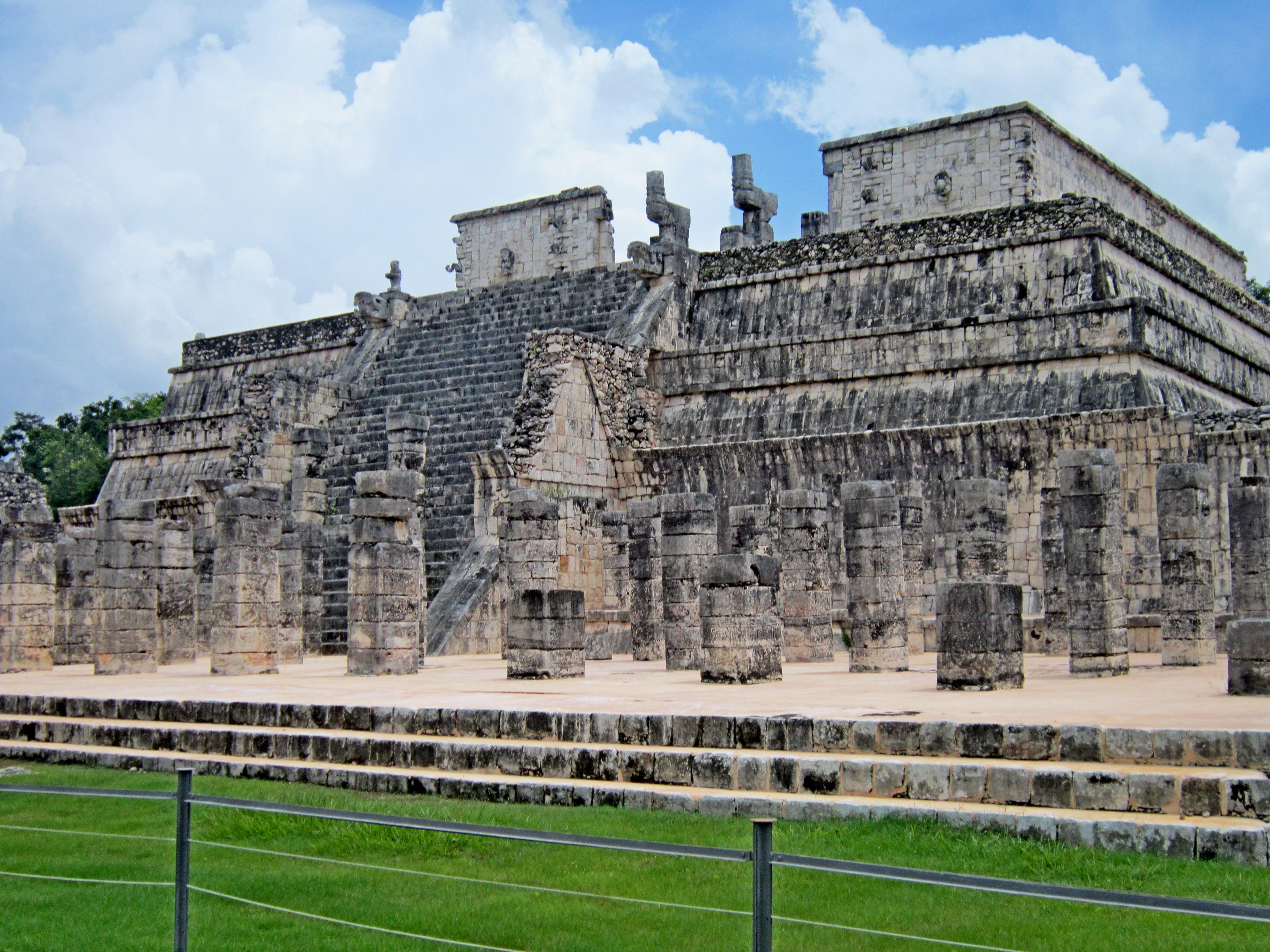 Город Чичен-Ица – памятник цивилизации майя